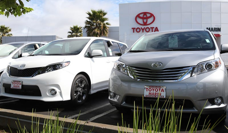 Toyota Dealers Stop Selling Cars With Heated Seats, Because Fire