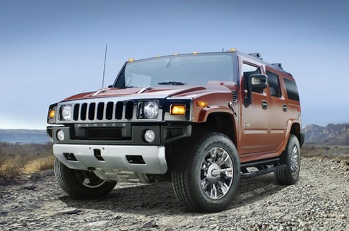 2009 Hummer H2 Black Chrome Edition Attempts To Overcome Price Of Black Gold