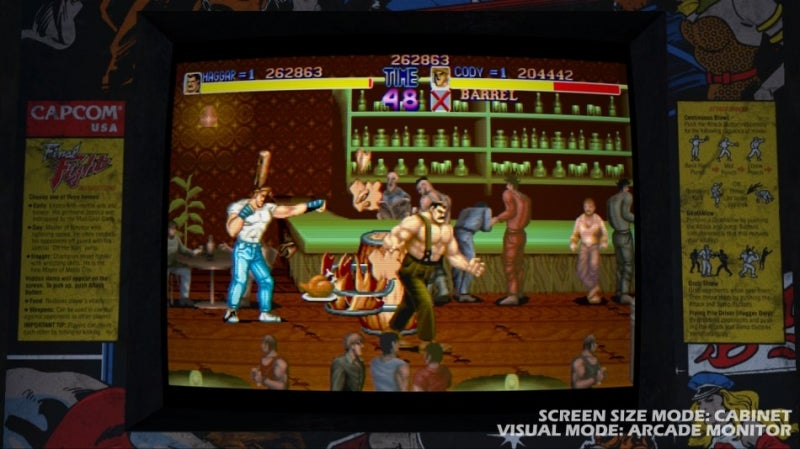 Final Fight: Double Impact Micro-Review: Take Two and Call It a Classic