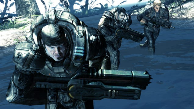 Marcus Lost Planet in Lost Planet 2 Marcus