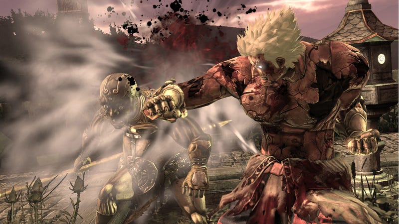New Capcom Slasher Is The God Of War Of The East