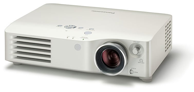 Panasonic Rolls Out 720 AX200 Projector Designed for Gaming, Also Updates 1080p AE2000