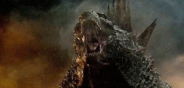 Godzilla will fuck your shit up! (Mild Spoilers)