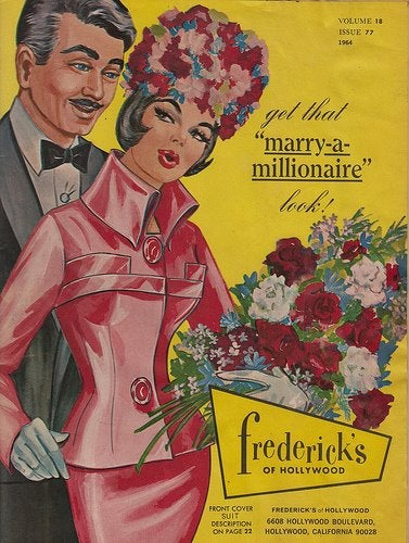Frederick's Of Hollywood's Marketing Techniques Haven't Changed Much In 45 Years