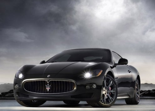 Maserati May Set All-Time Sales Record In 2008