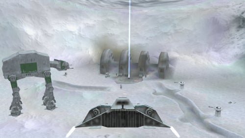 Star Wars Battlefront: Elite Squadron Preview: To Fire The Ion Cannon