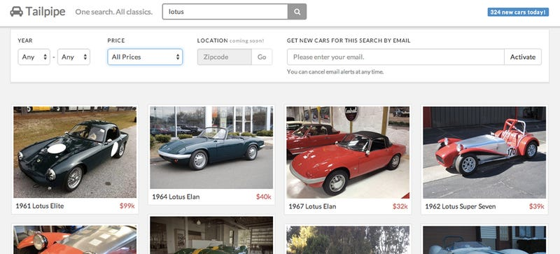 Your Day Is About To Be Wasted By This Classic Car Search Engine