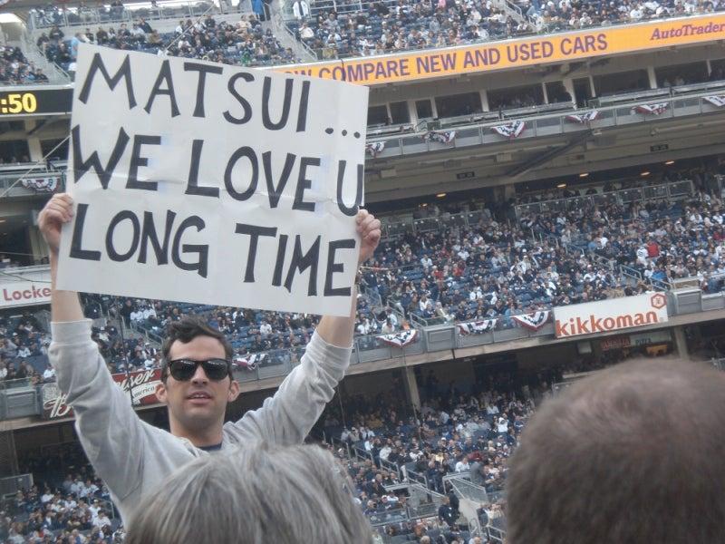 A Happy Ending For Hideki Matsui