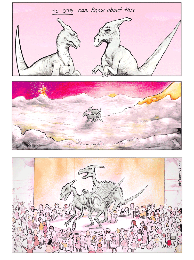 Man, How come no one told me Perry Bible Fellowship was publishing again?