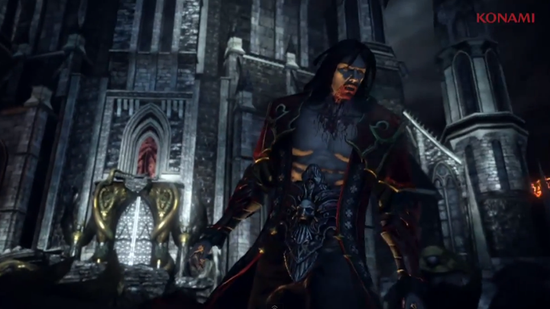 Watch Dracula Brood and Kick Ass In This Lords of Shadow 2 Trailer
