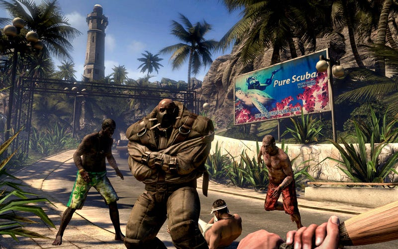 Playing One Hour of Dead Island, The Zombie Apocalypse of My Dreams