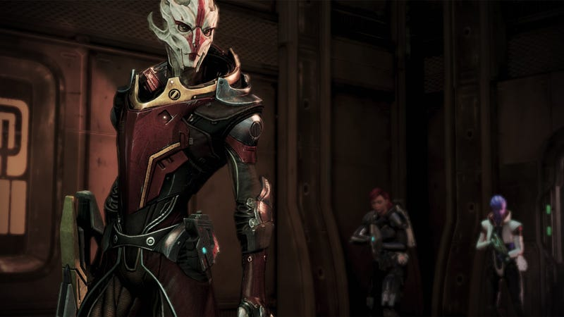 Mass Effect 3: Omega: The Kotaku Review