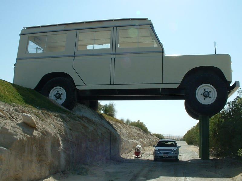 The Rainbow Sheikh's Car Collection