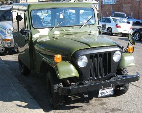 1983 Jeep DJ-5