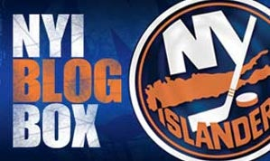 The Islanders Love Those Cute Little Bloggers