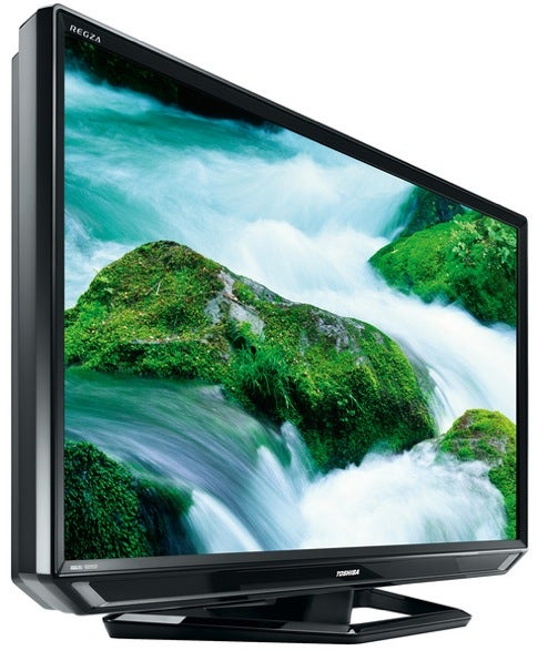 Toshiba's Regza ZF HDTVs Do Their Own Cell-Processor Upscaling