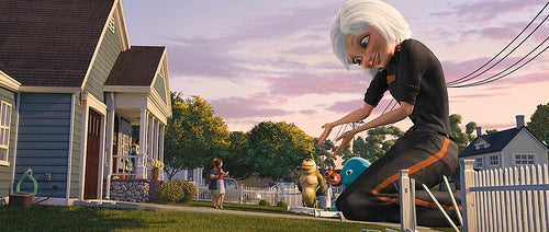 "It's Good to Be a Monster in ""Monsters vs. Aliens"""