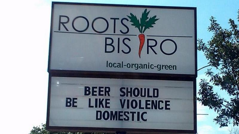 'Beer Should Be Like Violence: Domestic' Ad Shockingly Flops