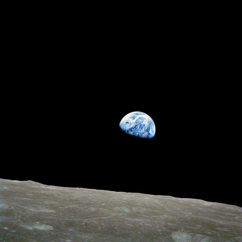 40 imágenes que cambiaron nuestra visión del planeta