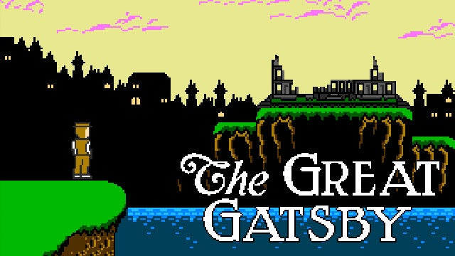 How The Great Gatsby Became A Long Lost NES Game