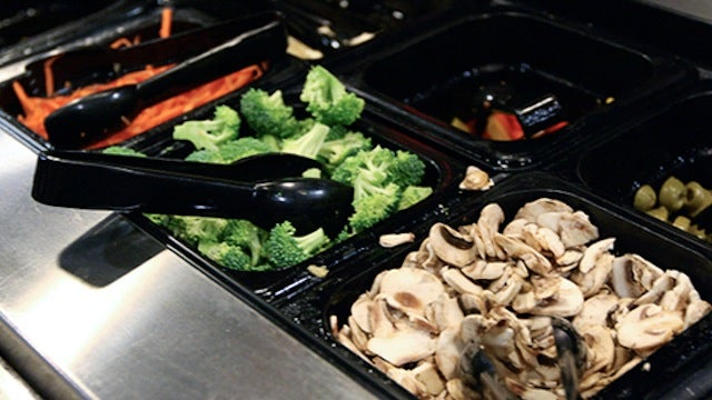 Ditch the Tray at the Buffet to Keep Your Portions in Check