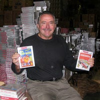 These Guys Have Sold Two Million Atari Cartridges From A Cave