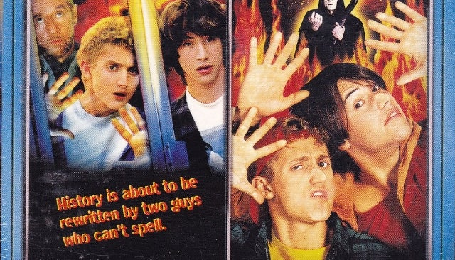 Report: Alex Winter and Keanu Reeves On Board for Bill & Ted Threequel