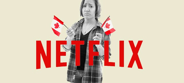 My Life in Canadian Netflix Hell