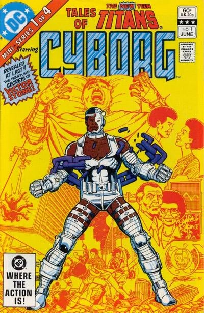 Cyborgs of the 1980s