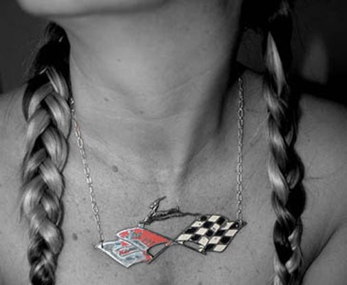 The Impala Necklace Is So Tacky It Hurts