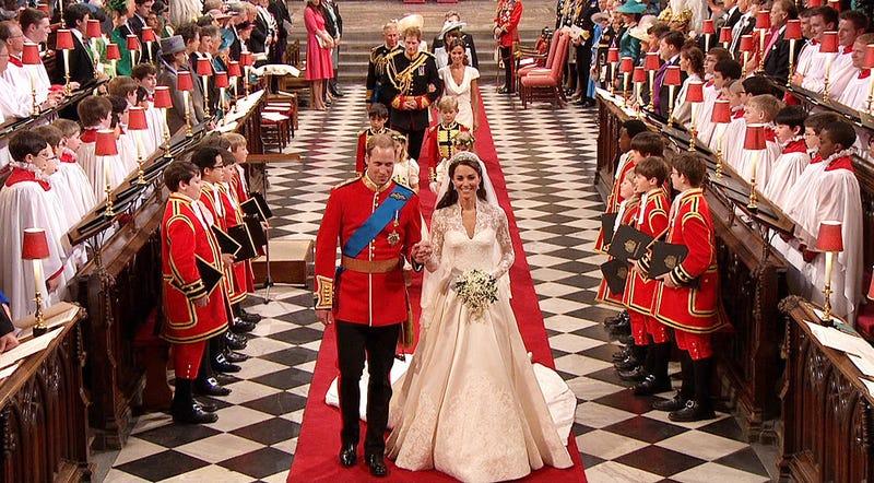 Photos of the Royal Wedding