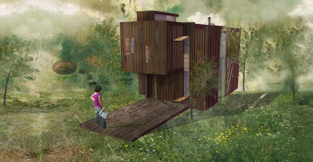 Town Reinvents Homebuilding With Flat-Pack Houses Under $150k