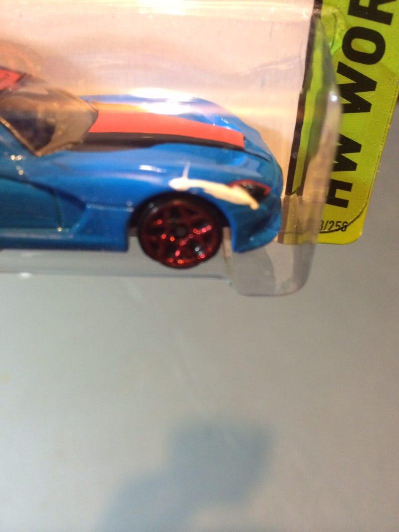 Paint Defect Viper