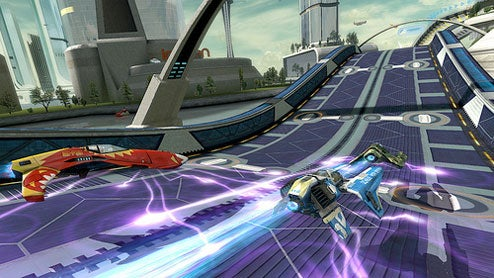 WipeOut HD Not Only Priced, But Dated As Well