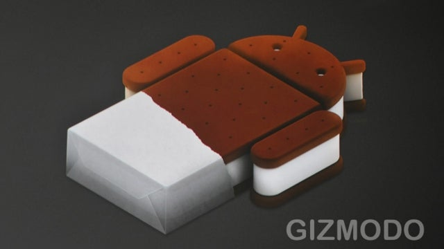 A Bunch of AT&T Android Phones Are About to Get an Ice Cream Sandwich Update