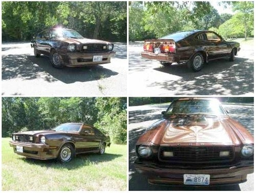 For $6,900, the King is Dead, Long Live the King... Cobra