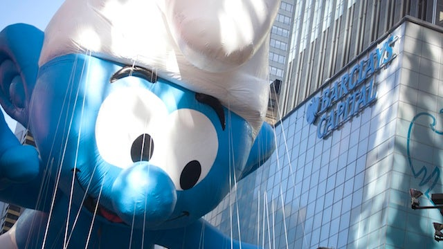 The Macy's Thanksgiving Parade Was Totally Terrifying