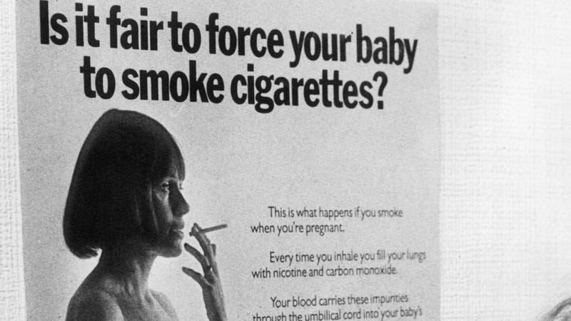 Pregnant Women Who Smoke and Drink Turn Kids Gay, Says Science Troll