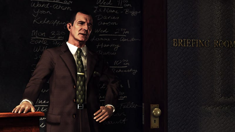 L.A. Noire Examines Death In All of Its Misery
