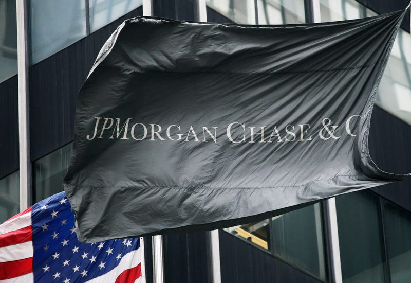 JPMorgan Is Basically Under Permanent Government Investigation Now
