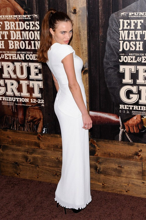True Grit Asks A Lot Of Its Red Carpet