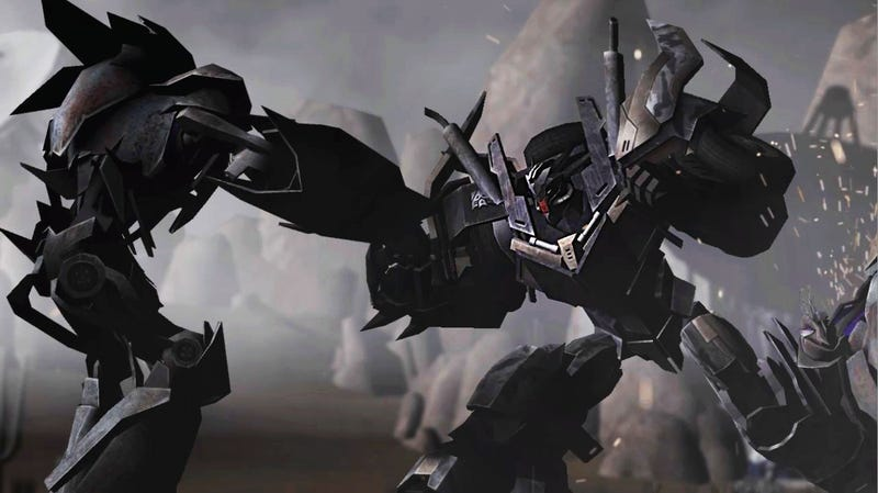 This is What the Official Transformers MMO Will Look Like (Sort of)