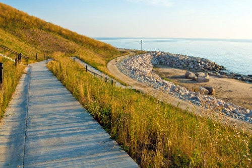 Rebuilding A Shoreline: One Of Year's Best Engineering Projects