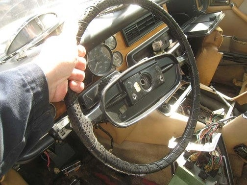 Jaguar XJ12 Wheel Adds Touch Of Class To Sprite Hell Project, Keeps Budget Low