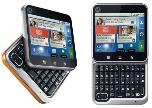 Motorola Flipout Is The Microsoft Kin of Androids