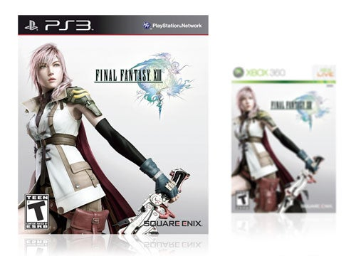 Final Fantasy XIII PS3 'Nearly Doubles' Xbox 360 Version In U.S. Sales