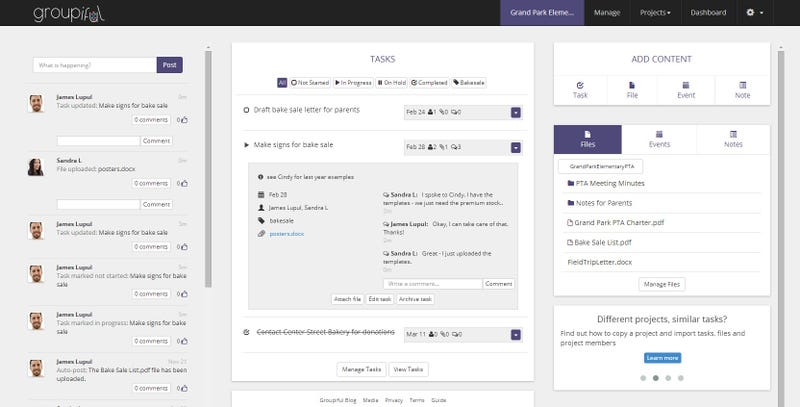 To-Do App Groupiful Adds Project Templates, a New Interface, and More