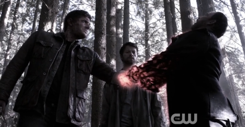 Supernatural brings us a new angelic conspiracy