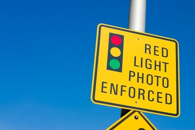 Red-Light Cameras Have To Follow The Law, Even In Florida​