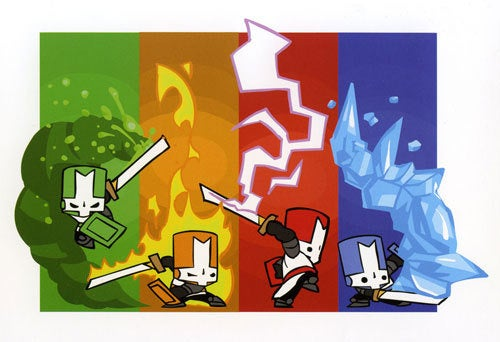 It's A Good Day To Buy Castle Crashers